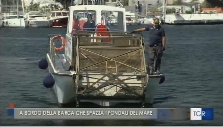 Osp Battello Ecologico - Servizio Tgr Sicilia